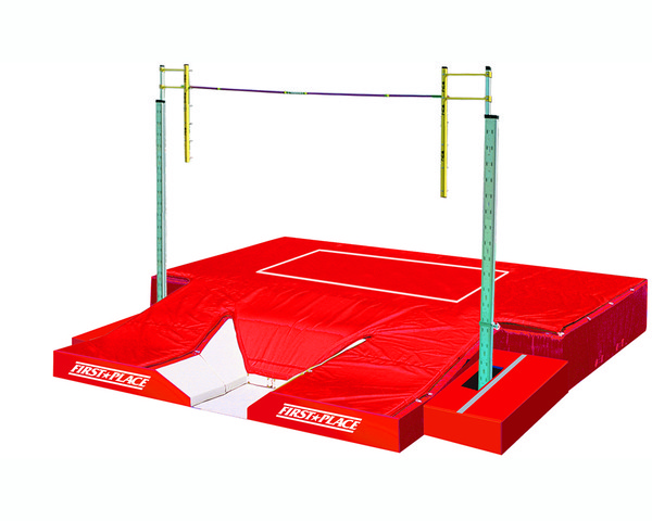 Pole Vault Pits, Covers & Shelters
