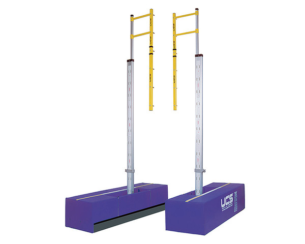 Pole Vault Standards & Base Pads