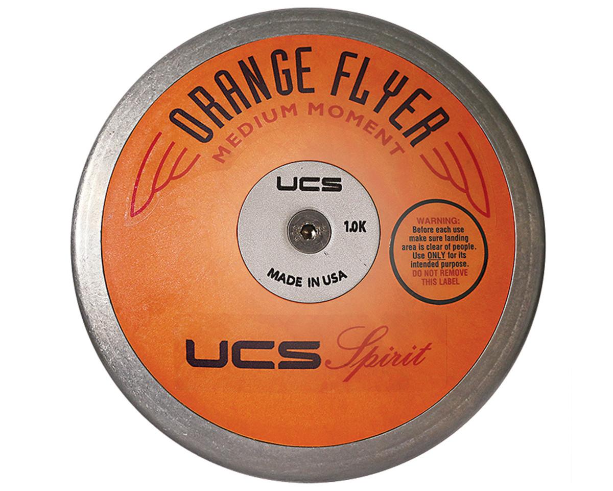 Ucs Orange Flyer Discus