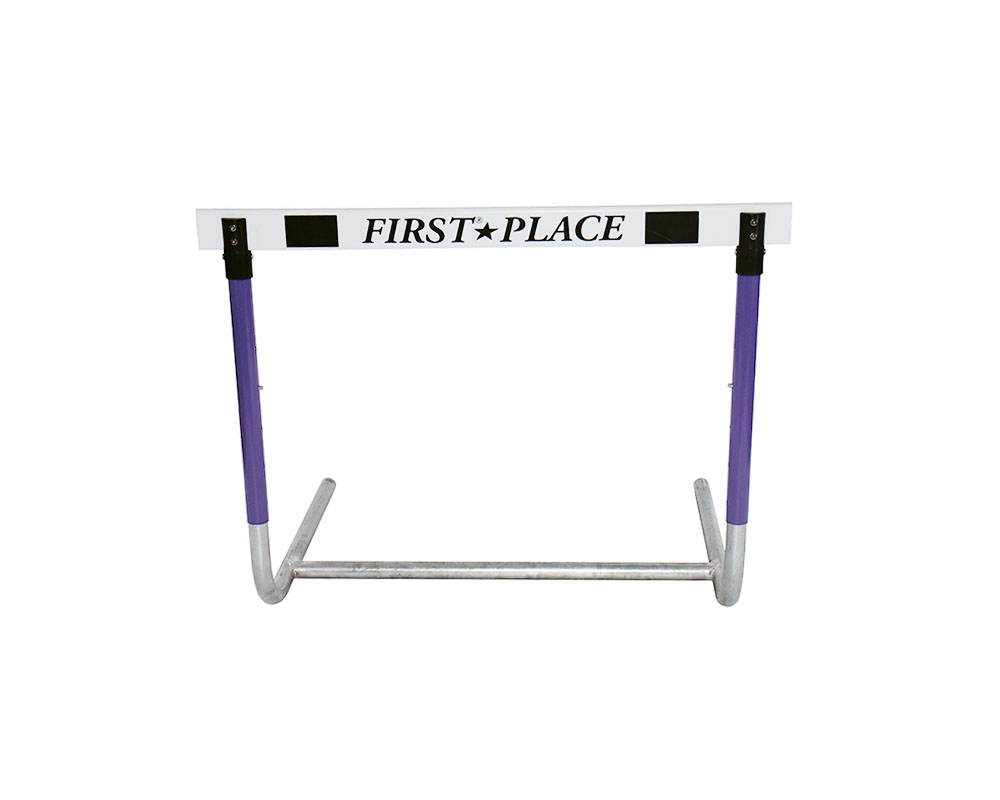 First Place Competitor Hurdle