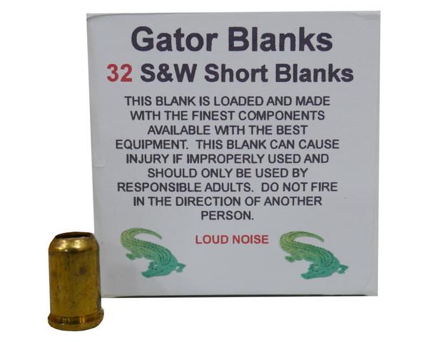 32 Gator Blanks