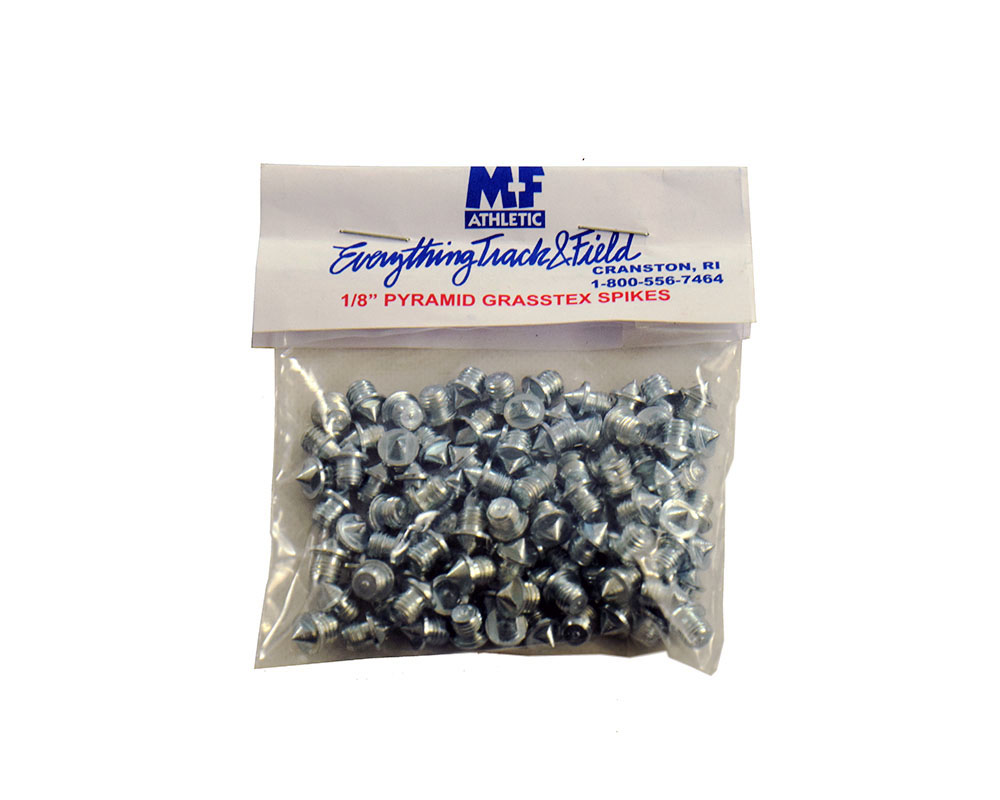 Pyramid Spikes Bag of 100