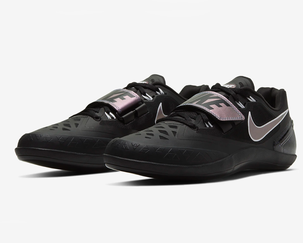 Nike Zoom Rotational 6 - Black and Silver